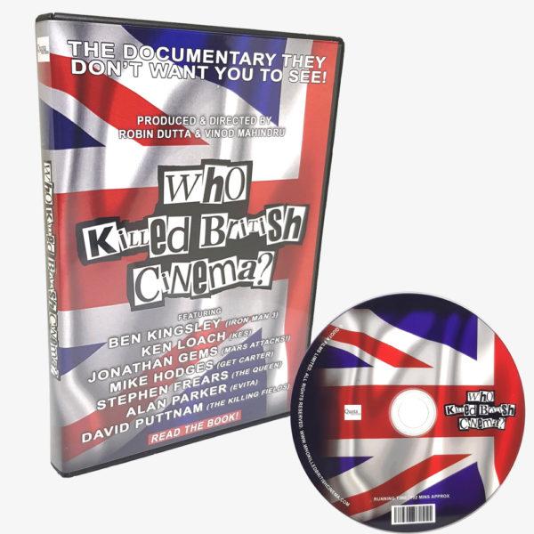 Who Killed British Cinema DVD