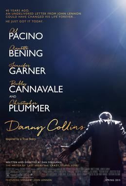 Danny Collins Film Poster