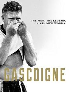 Paul Gascoigne film poster