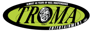 Troma Entertainment logo Lloyd Kaufman and film festivals