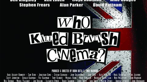 BECTU sector of Prospect union screening of Who Killed British Cinema? 17th October 2017