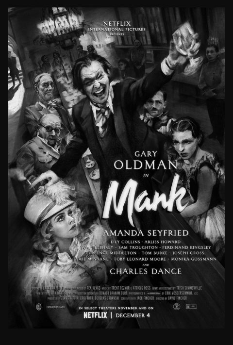 Mank – Film Review